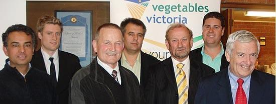 Oscar Villalta, Darcy Boyd, Luis Gazzola, Slobodan  Vujovic, Ian James, Andrew Bulmer and Richard Mulcahy