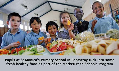 Market Fresh Schools Program