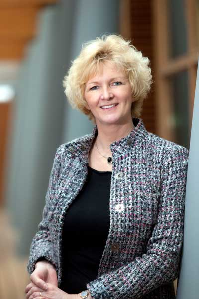 Meiny Prins is the CEO of Priva, an international operating, family run business in Holland. In 2009 Meiny Prins was elected Netherlands Businesswoman of the Year.