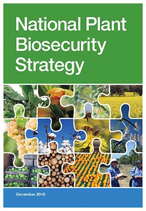 National Plant Biosecurity Strategy- summary