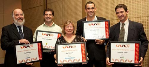 Veg Industry Winners 2009