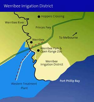 Download : Quality Recycled Water for the Werribee Plains - 375 kb