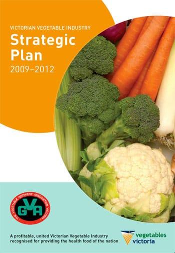 Victorian Vegetable Industry Strategic Plan