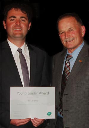 Rick Butler Young Leader Award