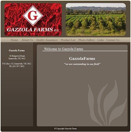 Gazzola Farms