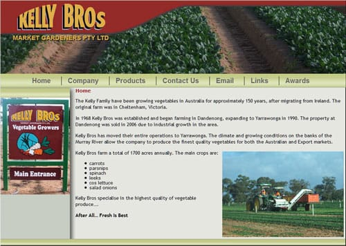 Kelly Brothers website