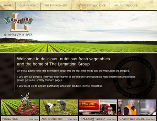 Lamattina Group Website