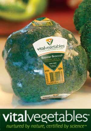 Vital Vegetables Booster Broccoli