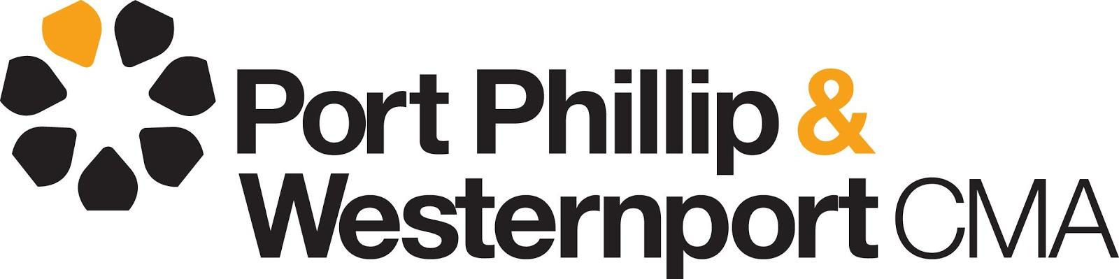 Port Phillip Westernport Catchment Management Authority Logo